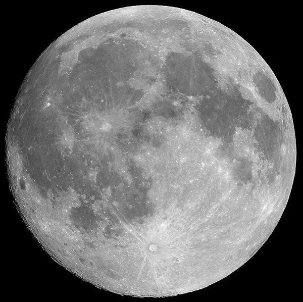 Phát hiện nước trên bề mặt Mặt trăng