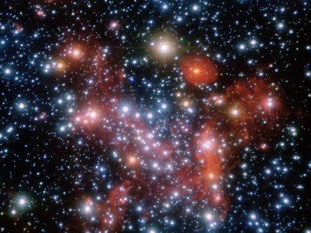 Phát hiện thiên hà hóa thạch sống trong vũ trụ