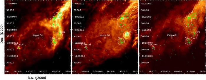 Phát hiện vòng nhẫn lạ quanh ngôi sao siêu khủng Kappa Ori