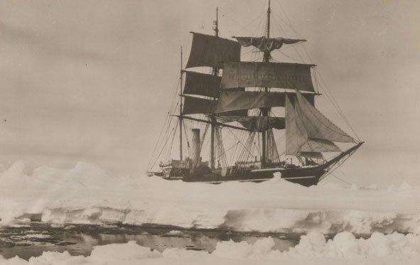Phát hiện xác tàu thám hiểm Nam Cực SS Terra Nova