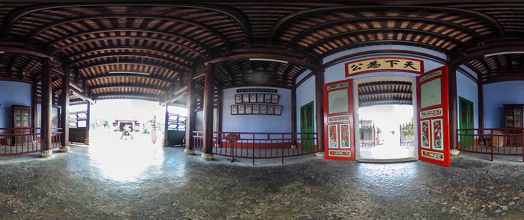 Phố cổ Hội An độc đáo trong những bức ảnh 360 độ