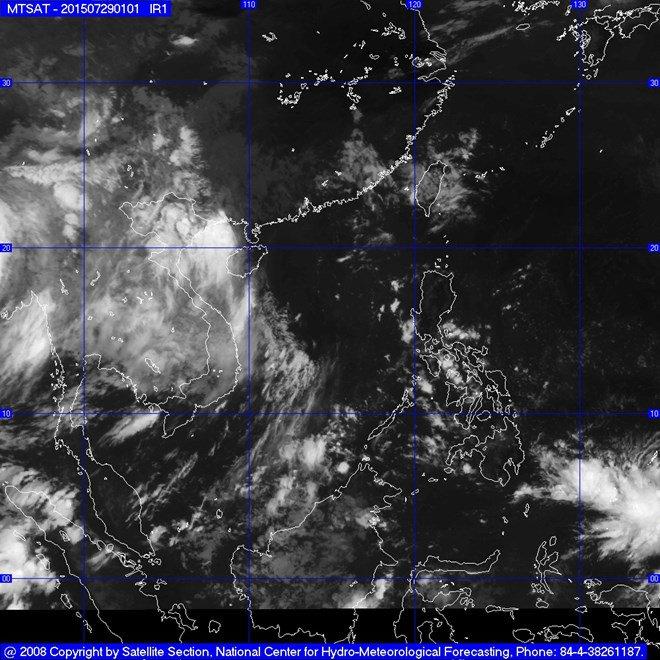 Quảng Ninh, Hải Phòng mưa to đến rất to trong vài ngày tới