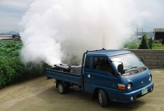 Ra mắt trung tâm thử khí thải xe cơ giới ở Hà Nội