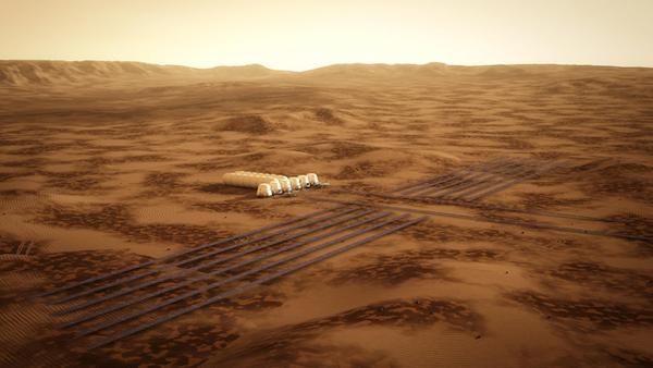 Sao Hỏa nên là một hành tinh độc lập hay thuộc địa của Trái Đất?