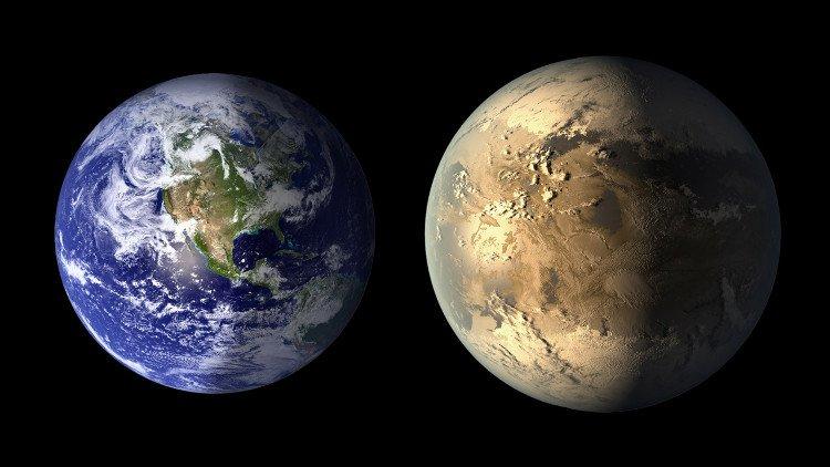 Sắp họp báo công bố phát hiện về Trái Đất thứ hai