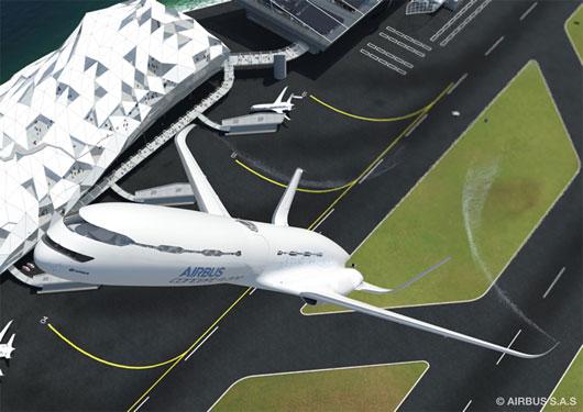 Sẽ như thế nào khi bay trên chiếc Airbus A380 vào năm 2050?