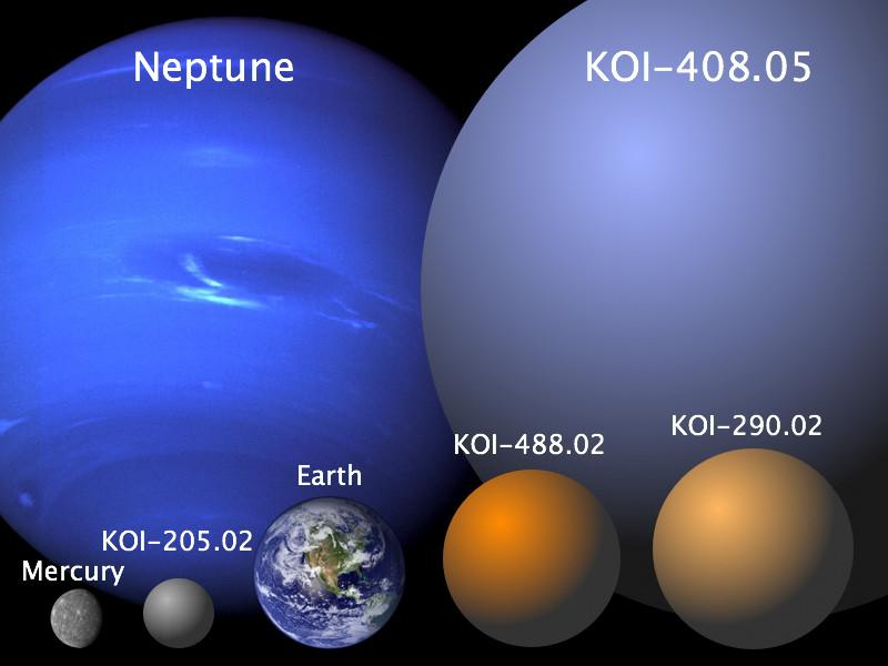 Sinh viên thiên văn phát hiện 4 hành tinh mới