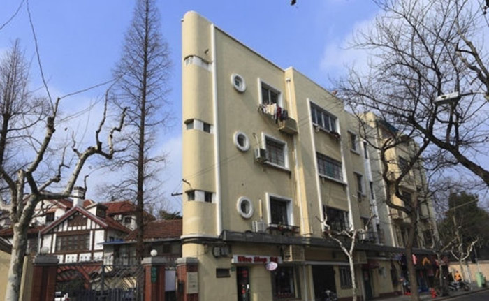 Sốc với những tòa nhà không thể mỏng hơn chỉ có ở Trung Quốc