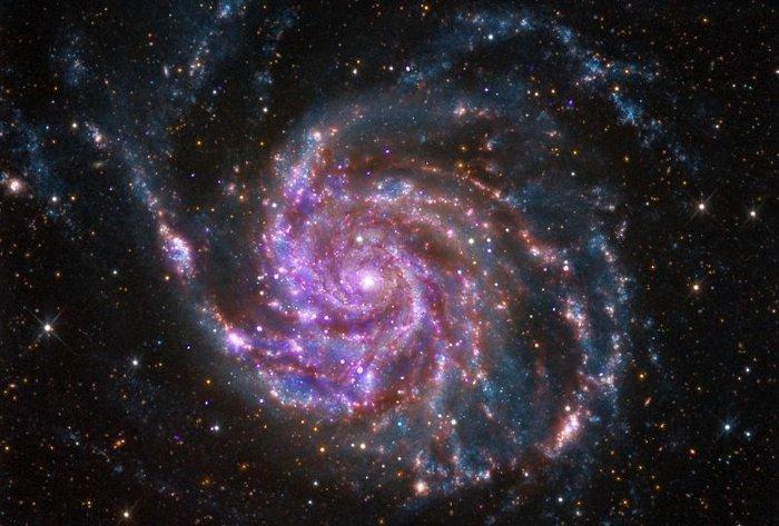 Sự sống có thể tồn tại ở các chòm sao ở rìa dải Ngân hà