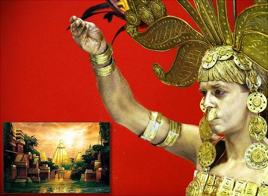 Sự thật đằng sau truyền thuyết về thành phố vàng bí ẩn