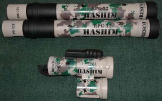 Súng phóng lựu bắn hai loại đạn duy nhất trên thế giới