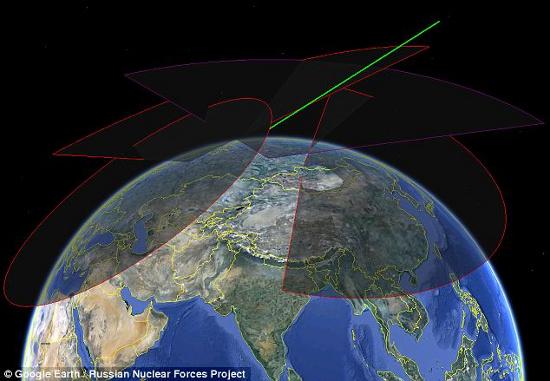 Tại sao radar của Nga mù thiên thạch?