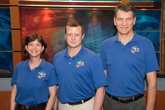 Tàu Soyuz vào bệ phóng