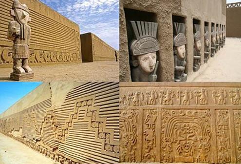 Thành phố cổ đại xây nên từ bùn