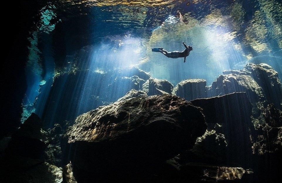 Thế giới đại dương chưa bao giờ kỳ vĩ đến thế