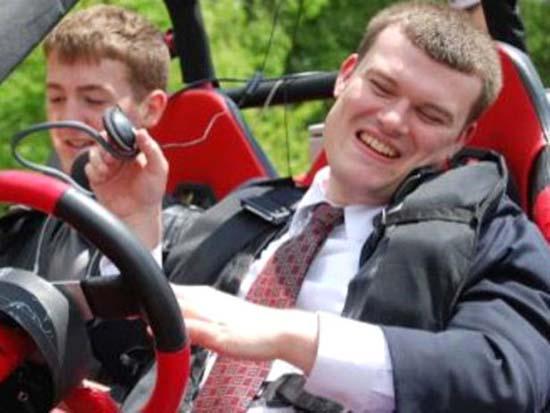 Thiết bị giúp người mù lái xe