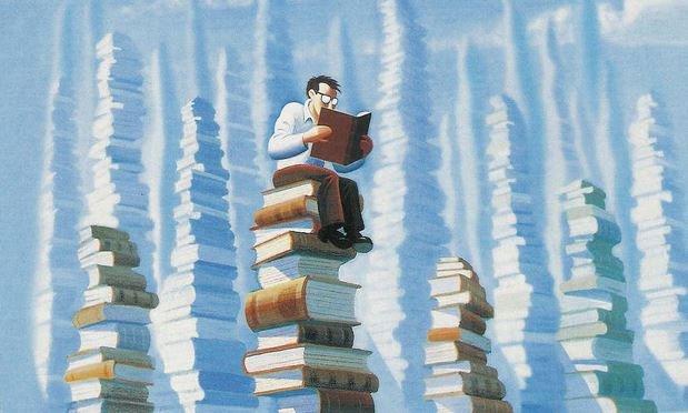 Thói quen đọc sách của người giàu khác người nghèo?