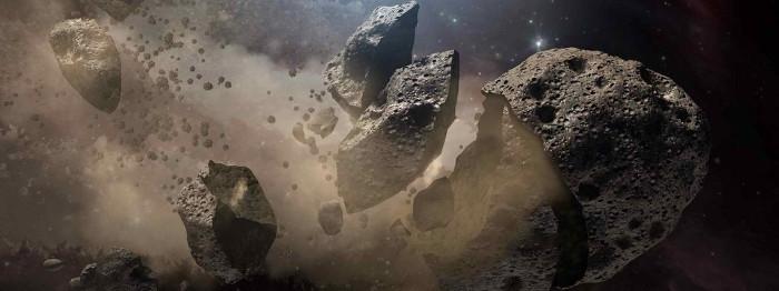 Tiểu hành tinh đường kính 30 mét lướt qua Trái đất vào tháng 3 tới