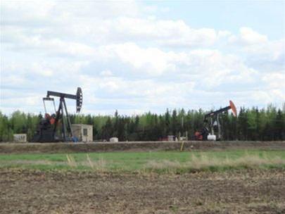 Tìm dầu khí từ không trung