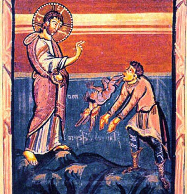 Tìm thấy bằng chứng về địa điểm diễn ra màn trục quỷ của Chúa