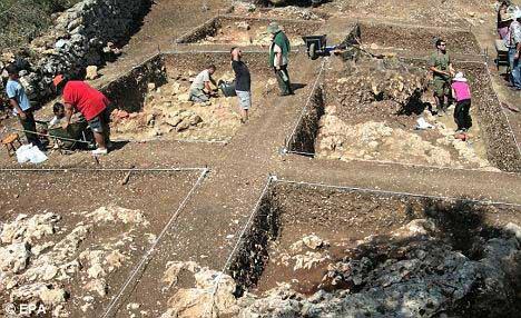 Tìm thấy cung điện của Ôđixê trong sử thi Hôme