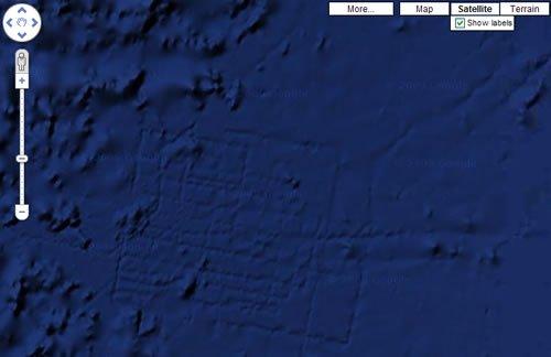 Tìm thấy thành phố huyền thoại Atlantis