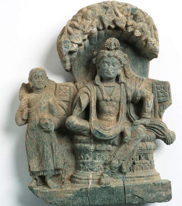 Tìm thấy tượng Phật quý ngàn năm tuổi
