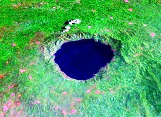 Top 10 hố thiên thạch lớn nhất Trái đất