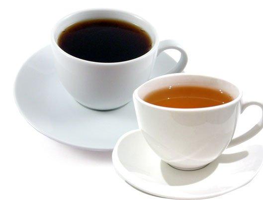 Trà và cà phê giúp ngăn ngừa ung thư não