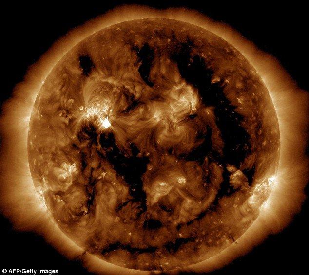 Trái Đất sẽ hứng chịu siêu lửa mặt trời?
