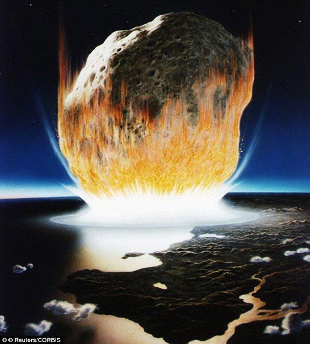 Trái đất từng trải qua 2 cuộc đại tuyệt chủng