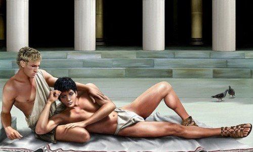 Tranh luận về xu hướng tình dục đồng giới của Alexander đại đế