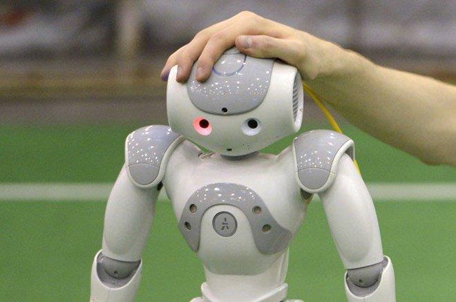 Trong tương lai con người sẽ quan hệ với cả robot?