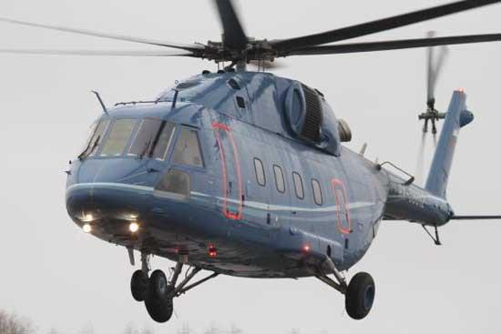 Trực thăng siêu khủng của Nga lộ diện