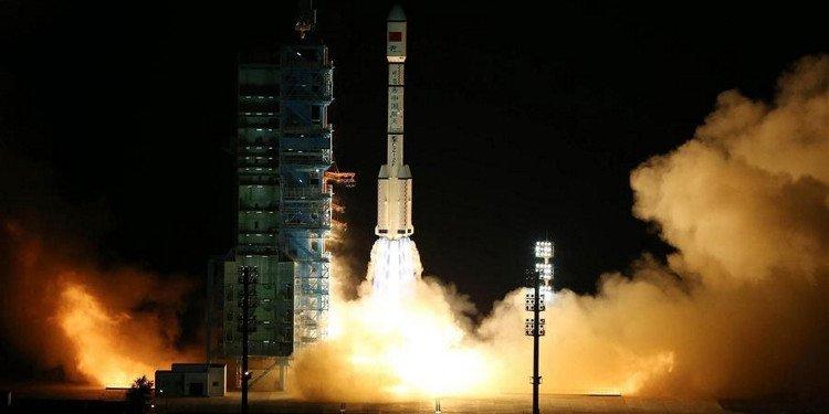 Trung Quốc phóng thành công trạm vũ trụ Thiên Cung 2