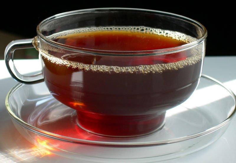 Uống trà đen ngăn chặn bệnh tim