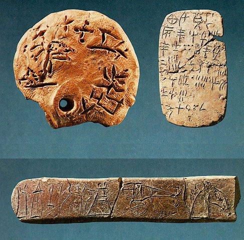 Văn bản cổ nhất châu Âu có niên đại tới 3.000 năm