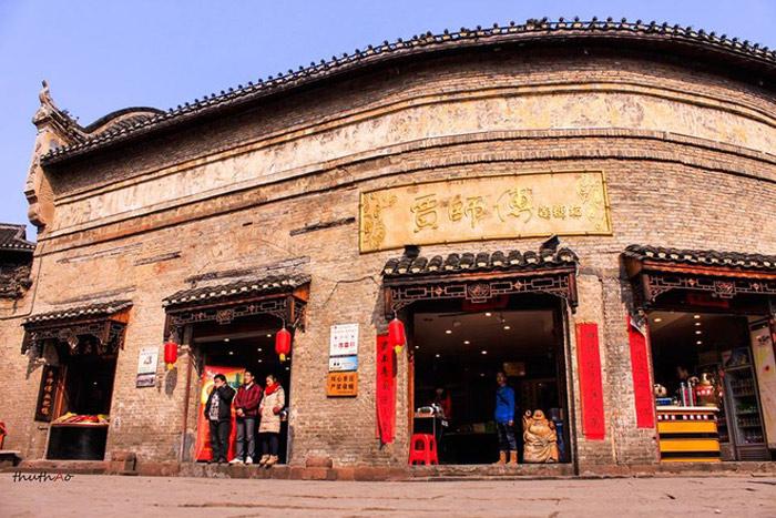Vẻ đẹp quyến rũ của Phượng Hoàng cổ trấn