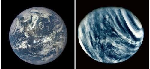 Vì sao sự sống xuất hiện trên Trái Đất thay vì Sao Kim?