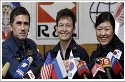 Vì sao tàu Soyuz TMA-11 đáp chệch hướng?