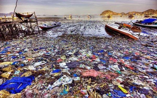 Việt Nam lọt top 5 quốc gia xả rác thải nhựa ra biển nhiều nhất