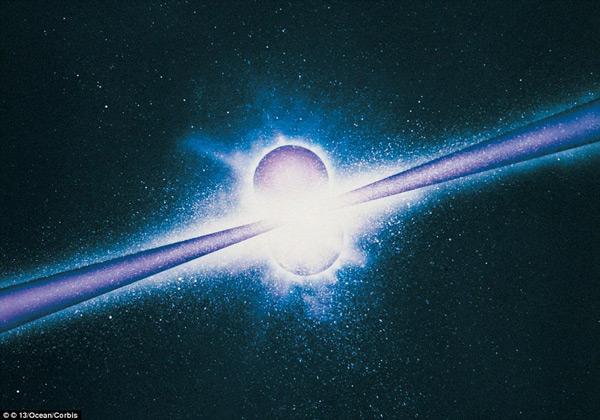 Vòng tròn bí ẩn cách Trái đất 5 tỷ năm ánh sáng lớn nhất vũ trụ
