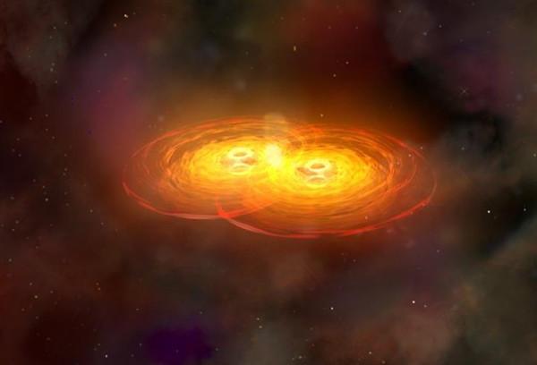 Vũ trụ sẽ có vụ nổ lớn chưa từng thấy của hai lỗ đen