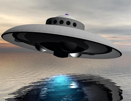 Xôn xao UFO ở Mỹ