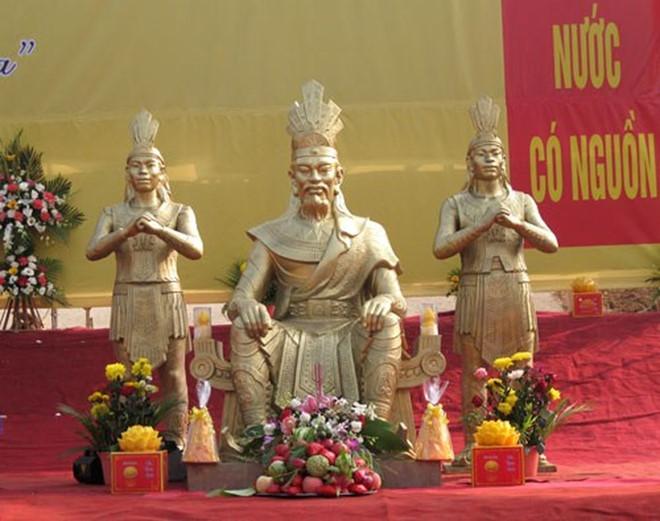 Ai chọn 10/3 là ngày giỗ tổ Hùng Vương?