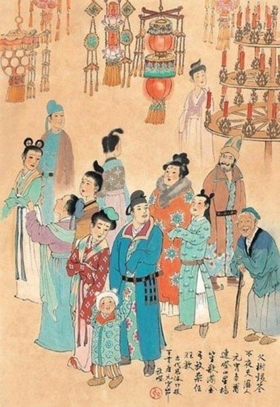 Chuyện nàng cung nữ hiếu thảo: Sự tích Tết Nguyên Tiêu – Rằm tháng Giêng