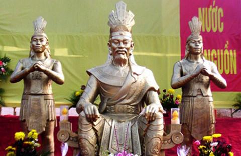 Tim hiểu các Vua Hùng sống thọ hơn 150 tuổi?