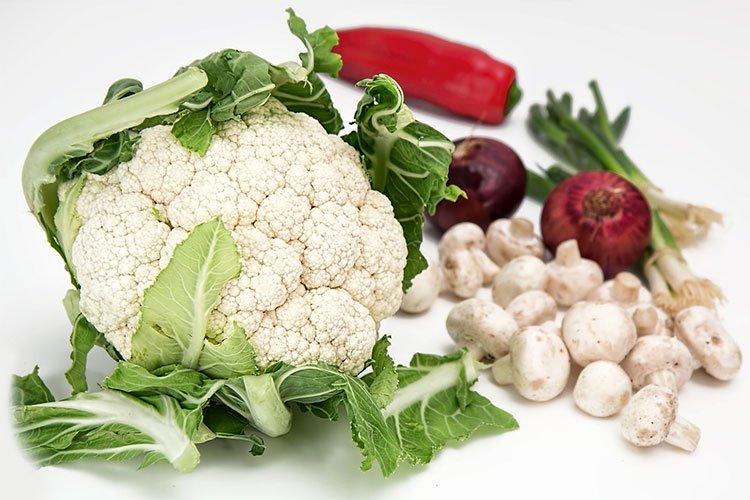 Ăn rau, củ, quả màu trắng, màu nâu có tác dụng gì?
