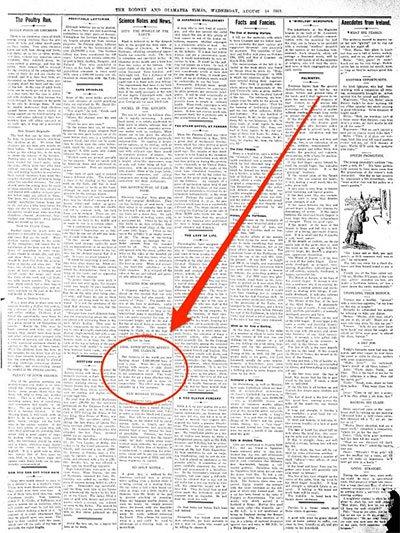 Bài báo năm 1912 dự đoán chính xác đến rợn người về những vấn nạn ngày nay
