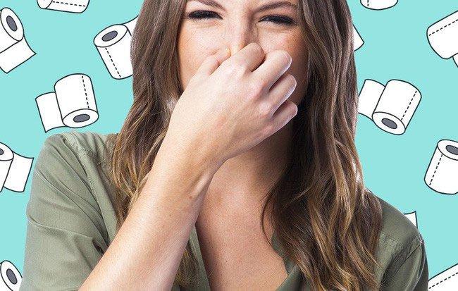 Bạn có biết vì sao chúng ta cứ luôn ngửi thấy mùi hôi dù xung quanh thơm nức mũi?